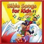Bible Songs for Kids #1 Listening CD
