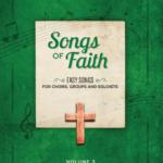 Songs Of Faith Volume 3 Choral Book