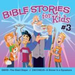 Bible STORIES for Kids #3 Listening CD